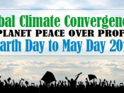 Global Climate Convergence Banner