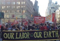 VIDEO: New York, NY - May Day March & Rally!