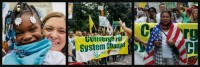 """Converge for System Change"" at the People's Climate March!"
