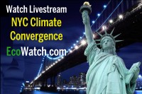 WATCH LIVESTREAM: NYC Climate Convergence - The Warm Up to People's Climate March on EcoWatch!