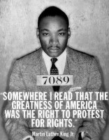 Support #ReclaimMLK & #BlackLivesMatter Actions & Events January 15 - 19, 2015!