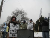 NWI: USW Local 7-1 sells T-shirts to support strike fund