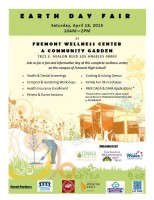 Los Angeles, CA: Earth Day Fair at Fremont Wellness Center & Community Garden