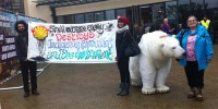 'Shell No!' Indigenous activists to confront Shell to end Arctic drilling