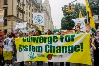 A People's Climate Strike - Why We Can't Wait
