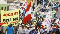 PEOPLES WORLD: Protests against Peru's Tia Maria Mine bolstered by international solidarity