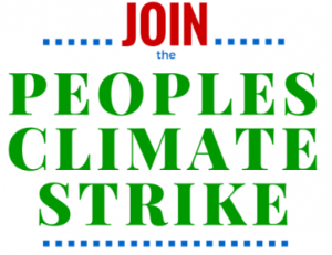 People's Climate Strike 2015