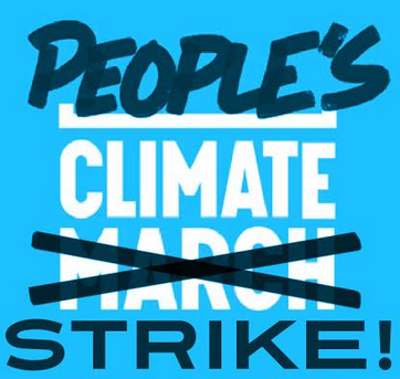 People's Climate Strike - A Call to Action!