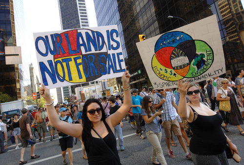 "COUNTERPUNCH: Demanding the Impossible - Saying ""No Compromise"" in the Climate Movement, And Meaning It"