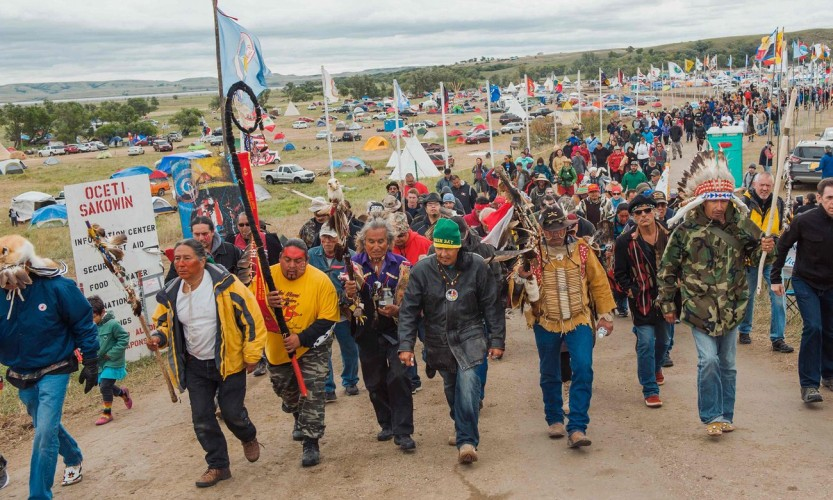 THE GUARDIAN: Standing Rock protests - this is only the beginning