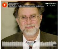 TALK NATION RADIO: John Burroughs on Using Law Against Climate and Nuclear Dangers
