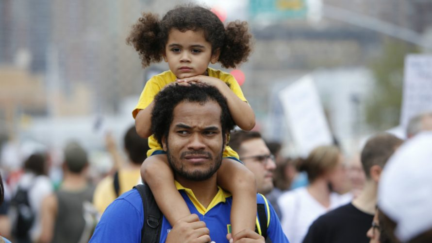 GRIST: Why the People's Climate March matters to people of color like me