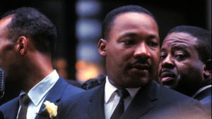 Democracy Now: 50 Years Later, a Speech by King Has Lessons for a President