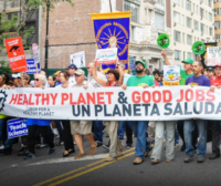THE WORKER INSTITUTE: Reversing Inequality, Combating Climate Change