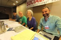 Green Left Weekly: United States - Socialist conference backs new red-green alliances (July 12, 2014)