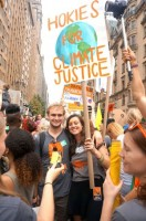 Collegiate Times: The Environmental Coalition joins thousands in New York to demand climate change policy (September 22, 2014)