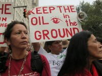 CounterSpin: Anne Petermann on the Climate March (September 26, 2014)