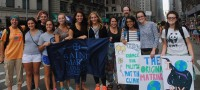 The Observer: SMC students attend People's Climate March in NYC (September 24, 2014)