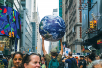 The Villager: Confessions of a reluctant climate-change marcher (September 25, 2014)