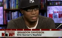"Breaking: ""I Can't Breathe"" - As Protests Erupt in NYC, Eric Garner's Nephew Speaks Out on Grand Jury Ruling"