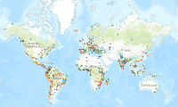 THE GUARDIAN: Mapping the global battle to protect our planet