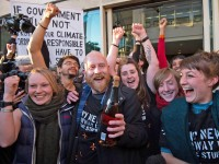 INDEPENDENT: Heathrow 13 climate change protesters avoid jail in 'triumph for democracy'