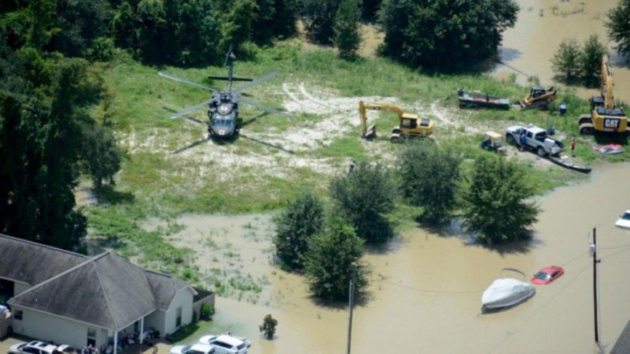 THE WEATHER CHANNEL: Climate Change Played Huge Role in Deadly Louisiana Flooding, Scientists Say