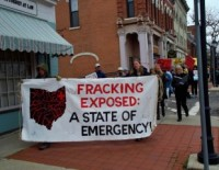 ALTERNET: Democracy & Climate at Stake as Ohio Citizens Clash With State Secretary in Fight to Ban Fracking