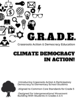 Climate Democracy in Action! - a curriculum for Earth Day & beyond